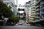 とりあえずアクティヴ! NZの大晦日