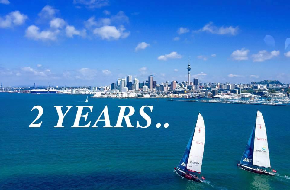 NZで仕事を始めて2年が経過しました。