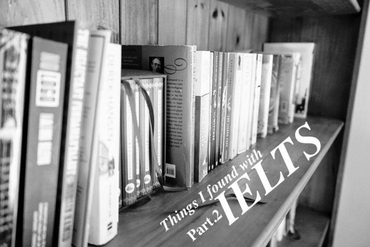 永住権申請のためのIELTSレポート Part.2 (リスニング~ライティング)